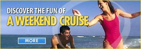 Interline Rates: 3, 4, 5 night Bahamas Cruises