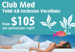 Interline Club Med Rates from $95pppn